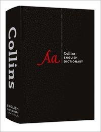 bokomslag Collins English Dictionary Complete and Unabridged