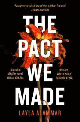 bokomslag The Pact We Made