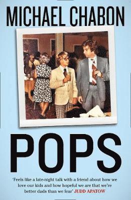 bokomslag Pops: Fatherhood in Pieces