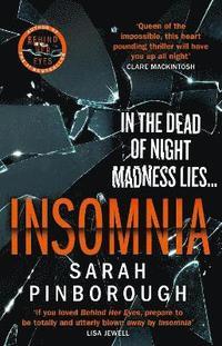 bokomslag Insomnia