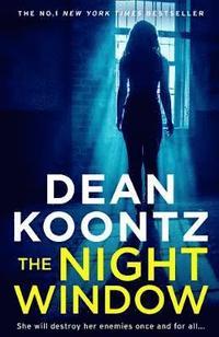 bokomslag The Night Window