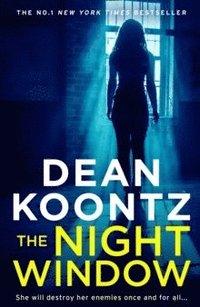 bokomslag The Night Window (Jane Hawk Thriller, Book 5)