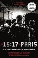 bokomslag The 15:17 to Paris