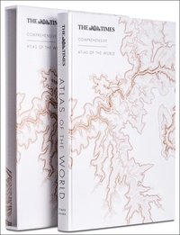 bokomslag The Times Comprehensive Atlas of the World