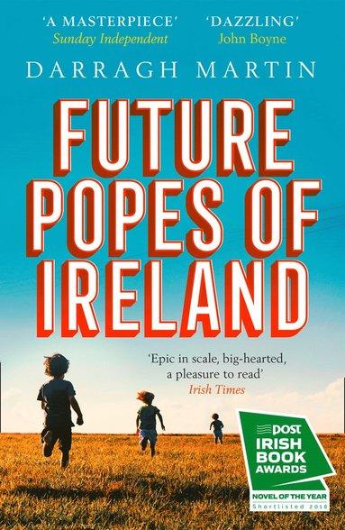 bokomslag Future Popes of Ireland