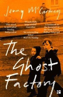 bokomslag The Ghost Factory