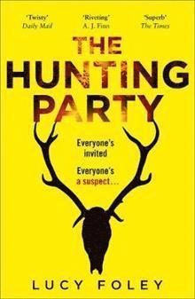 bokomslag The Hunting Party