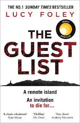 bokomslag The Guest List