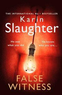 bokomslag False Witness