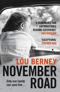 bokomslag November Road