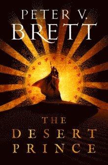 bokomslag The Desert Prince