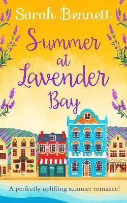 bokomslag Summer at Lavender Bay
