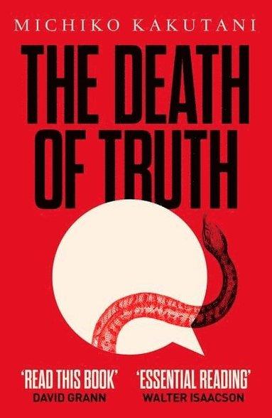 bokomslag The Death of Truth
