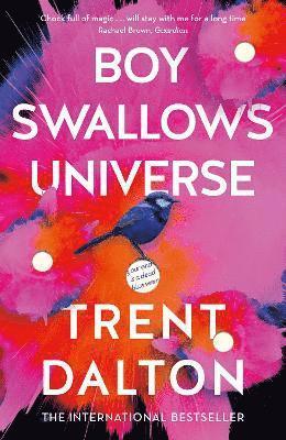 bokomslag Boy Swallows Universe