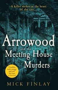 bokomslag Arrowood and The Meeting House Murders