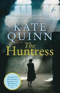 bokomslag The Huntress