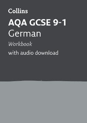 bokomslag AQA GCSE 9-1 German Workbook