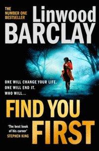 bokomslag Find You First