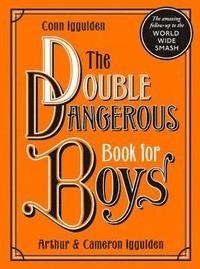bokomslag The Double Dangerous Book for Boys