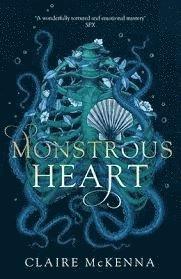 bokomslag Monstrous Heart