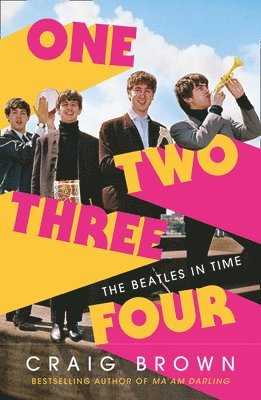 bokomslag One Two Three Four: The Beatles in Time