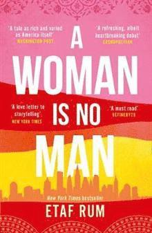 bokomslag A Woman is No Man