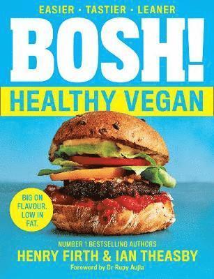 bokomslag BOSH! Healthy Vegan