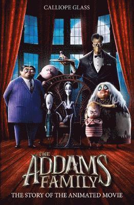 bokomslag Addams Family: The Story of the Movie