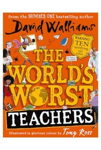 bokomslag The World's Worst Teachers