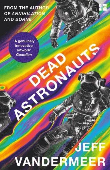 bokomslag Dead Astronauts