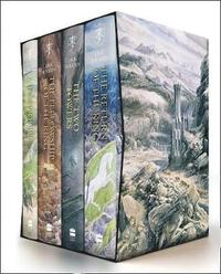 bokomslag The Hobbit &; The Lord of the Rings Boxed Set