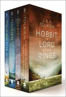 bokomslag The Hobbit & The Lord of the Rings Boxed Set
