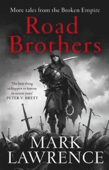 bokomslag Road Brothers