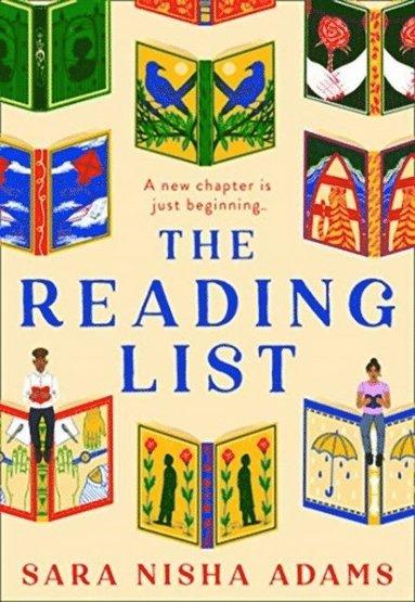 bokomslag The Reading List