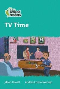 bokomslag Level 3 - TV Time
