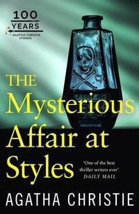 bokomslag The Mysterious Affair at Styles