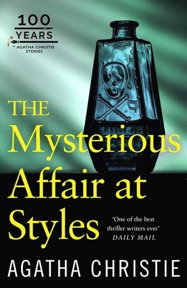 bokomslag The Mysterious Affair at Styles