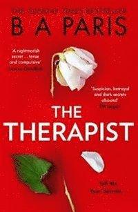 bokomslag The Therapist