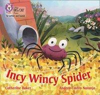 bokomslag Incy Wincy Spider