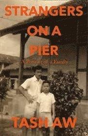 bokomslag Strangers on a Pier: Portrait of a Family