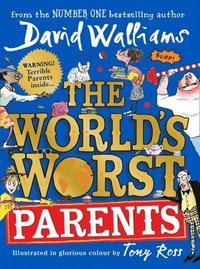 bokomslag The World's Worst Parents