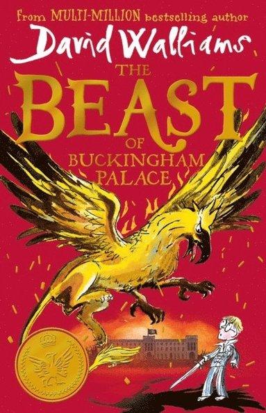 bokomslag The Beast of Buckingham Palace