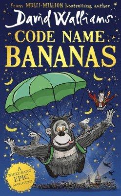 bokomslag Code Name Bananas