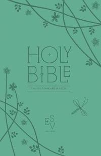 bokomslag Holy Bible English Standard Version (ESV) Anglicised Teal Compact Edition with Zip