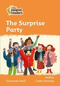bokomslag Level 4 - The Surprise Party