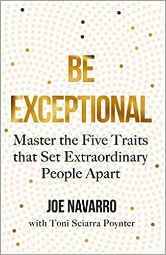 bokomslag Be Exceptional: Master the Five Traits that Set Extraordinary People Apart