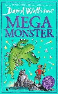bokomslag Megamonster