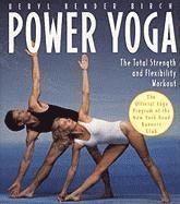 bokomslag Power Yoga - The Total Strength and Flexibility Workout