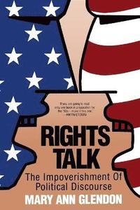 bokomslag Rights Talk
