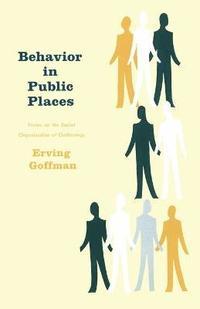 bokomslag Behavior in Public Places